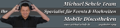 DJ Michael Schele Team